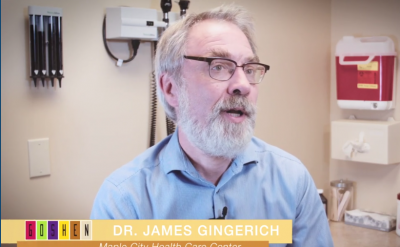 Integrated Care for the Community – James Nelson Gingerich '80