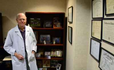 Dr. William Pletcher '51 retiring after 50 years of compassionate care
