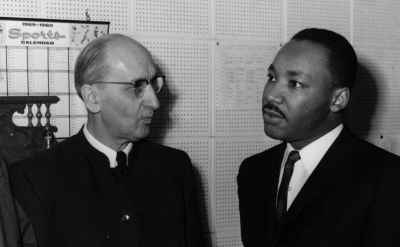 Martin Luther King Jr.'s visit to Goshen College in 1960 inspired the entire campus
