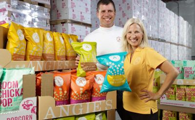 She Turned A Snack Stand Into A $50 Million Business | Angie (Miller) Bastian '83 – Huffington Post