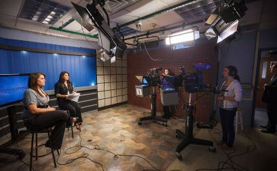 GC named Indiana Television School of the Year for fourth time in six years