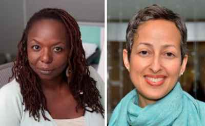 African genre fiction brings together three alums on NPR program