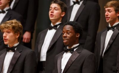 Connections carry GC Men's Chorus to the Big Easy for spring break tour