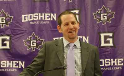 Gleason appointed Goshen College Athletic Director
