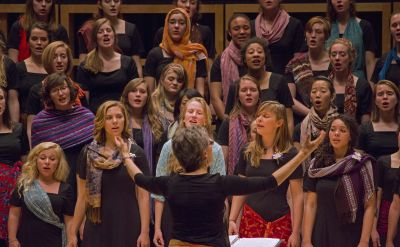 Annual EARTHTONES concert offers mosaic of musical cultures