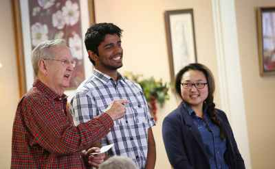International connection: Goshen Rotary Club supports GC international students