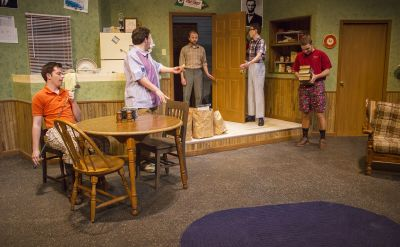 "Spring Mainstage ""The Boys Next Door"" to feature theatrical realism"