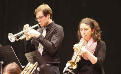 Goshen College bands to present joint concert in Sauder Concert Hall, March 21