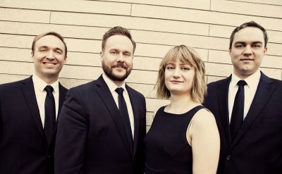 "Spektral Quartet to mix music and imagery in Haydn's ""Seven Last Words of Christ"""