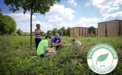 Goshen College listed among greenest schools by Princeton Review