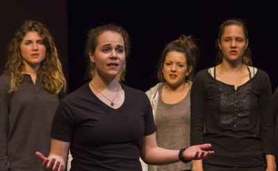 Goshen College women to share stories at second Goshen Monologues