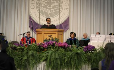 "Commencement speech: ""From the Maple City to Cyberabad: What I wish I had known at graduation"""
