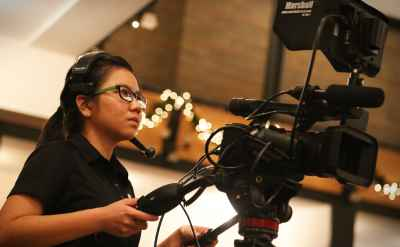 As graduation nears, Chau Bui finds her calling behind the lens