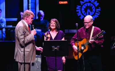 A Prairie Home Companion live broadcast from Goshen College on May 2 to include outdoor simulcast