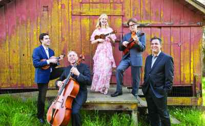 Turtle Island Quartet with Nellie McKay to perform at Goshen College April 21