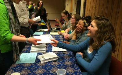 GC students publish Pinchpenny Press chapbooks