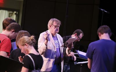 A look back at Garrison Keillor's visits to Goshen College