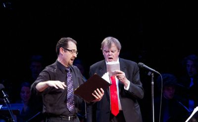 REVIEW: Prairie Home Companion delights at Goshen College – The Goshen News