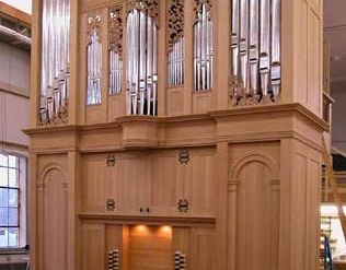 Goshen College celebrates 10th anniversary of Opus 41 organ with May 10 recital