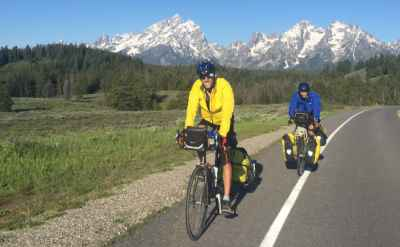 Goshen College grads embark on cross-country bike trip for global education
