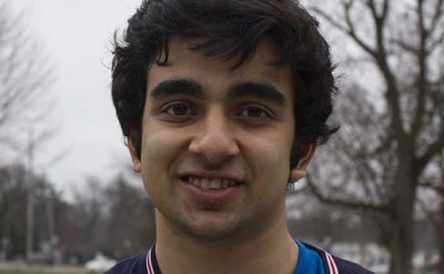 """Mikhail Fernandes '16 """"gives back"""" on three continents – Mennonite Mission Network"""