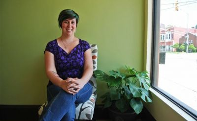 Stephanie '06 and Mike '08 Honderich open massage studio in downtown Goshen – The Elkhart Truth