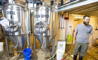 Goshen Brewing Company taps in love for craft beer: Jesse Sensenig '01- South Bend Tribune