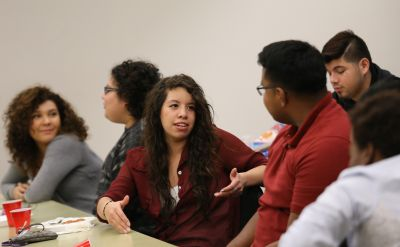Intercultural mentoring program nurtures learning, leadership and friendships