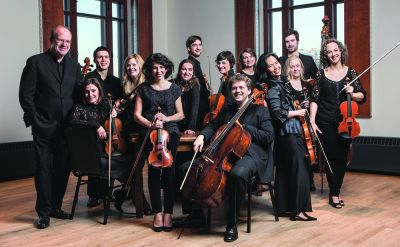 Québec chamber group Les Violons du Roy to perform April 17