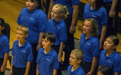 Auditions for Community School of the Arts youth choirs to be held Aug. 14, 21