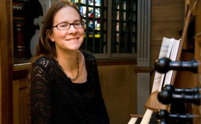 Organist Rhonda Sider Edgington to close out Rieth Chamber Series on May 8