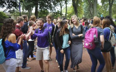 Goshen College new student numbers rise with local and Latino growth