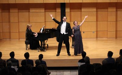 Goshen College music faculty to present varied recital on Sept. 18