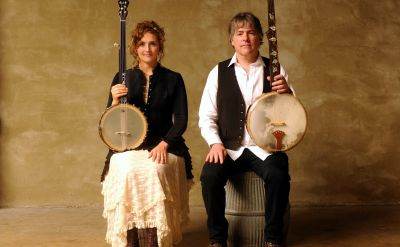 """First family of banjo"" Béla Fleck and Abigail Washburn to perform Oct. 6"
