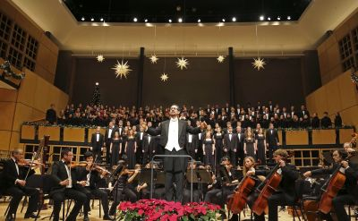 Celebrate the Christmas season with the 12th annual Festival of Carols