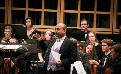 Goshen College Symphony Orchestra to perform under new director José Rocha
