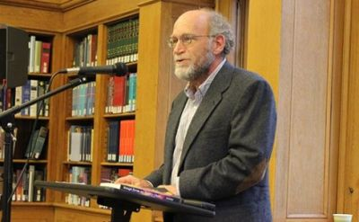 Jeff Gundy '75 named Ohio Poet of the Year – The Mennonite