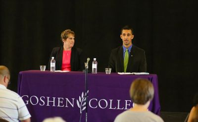 Goshen College to host Mayoral Election Forum on Oct. 26