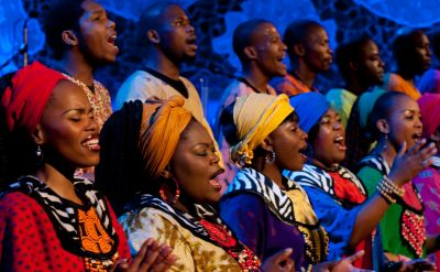 Award-winning Soweto Gospel Choir returns to Goshen College Nov. 8
