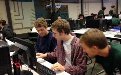 Students code their way to success at computer programming competition