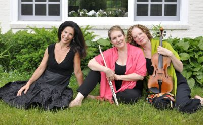 'Radiant' Aureole Trio to perform at Goshen College Nov. 21