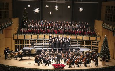 'A Festival of Carols' to air on regional public television stations