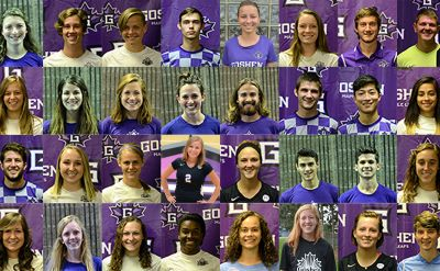 NAIA recognizes 32 Goshen scholar-athletes