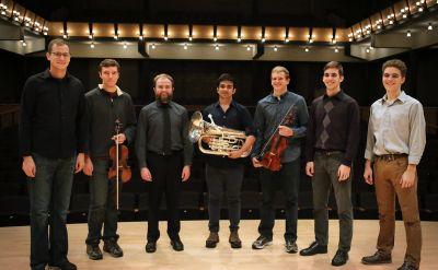 Seven students in the spotlight for 56th Annual Goshen College Concerto-Aria Concert