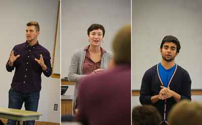Five Goshen College students awarded $18,000 to pursue business ventures