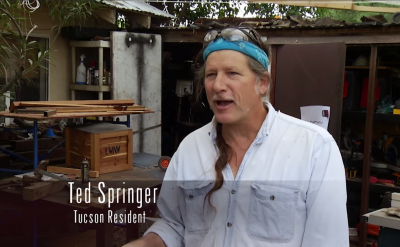 Ted Springer '93 creates a space for art in the Desert – Arizona Public Television