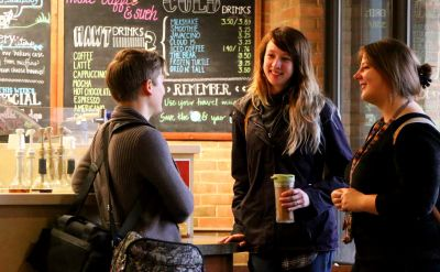Coffee Shop Offers Real-World Business Experience for Students – Good of Goshen