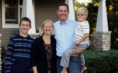 Goshen Family Turns Tragedy into Legacy: Rob '98 and Sarah Steiner '98 – Good of Goshen
