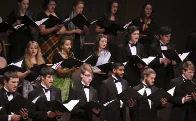 Goshen College choirs to perform winter choral concert
