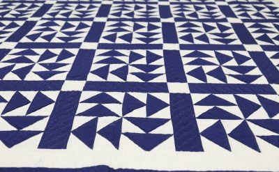 New collection of inherited quilts displayed at Goshen College library gallery